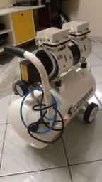 Compressor CompBrasil 25 litros