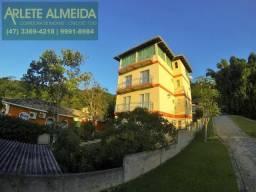 Apartamento para alugar com 2 dormitórios em Centro, Porto belo cod:89