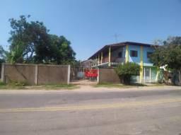 Ótima casa em Praia Grande as margens da ROD. ES-010, com duas moradias, para morar, tempo