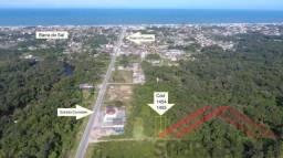 Terreno em Itapoá por apenas R$ 3.000,00 de entrada + 120x de R$ 471,34.
