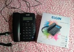 Vendo telefone com fio Elgin