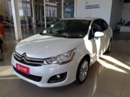 CITROEN C4 LOUNGE TENDANCE 2.0 FLEX AUT