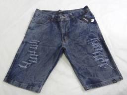 Shorts Jeas Masculino Destroide Kadex Store