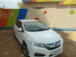 Honda City EX 17/17 AUT. Ùnico Dono. (Aceita carro menor valor) - 35150 KM Rodados