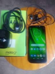 Moto G6 play 32GB! Aceito cartão