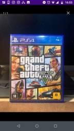 Vendo jogo de Playstation 4 novo