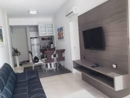 Aluguel apartamento 2 quartos (suíte) com garagem a poucos metros da praia bairro Ingleses