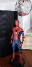 estátua action figure Homem aranha, Spider man