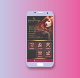 Cartão digital / interativo
