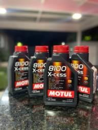 Oleo Motul 8100 5w40 Lacrado