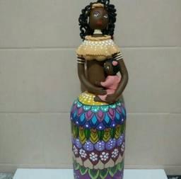 Africanas de biscuit