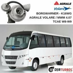 Turbina original para Micro-ônibus W8/W9