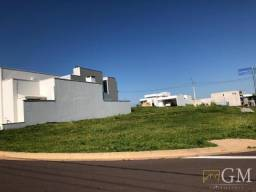 Terreno em Condomínio para Venda em Presidente Prudente, Porto Madero Residence