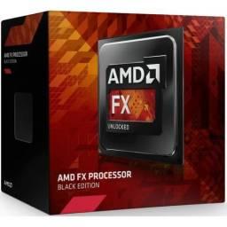 Processador Fx 8350 4.0 GHz Black Edition Octa-Core