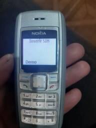 Nokia aparelho modelo 1500