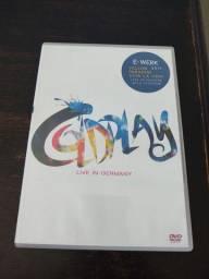 Dvd Coldplay Original