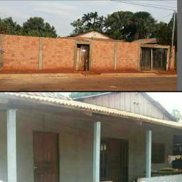 Vendo casa barato Itapuã Do Oeste