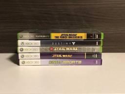 Jogos de Xbox 360 Usados em Ótimas Condições