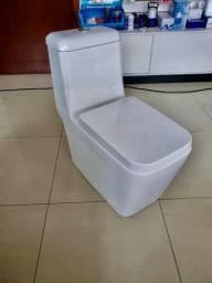 Vaso Sanitário Monobloco quadrado Manplex - Produto novo