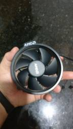 Cooler box AMD ryzen  wraith stealth
