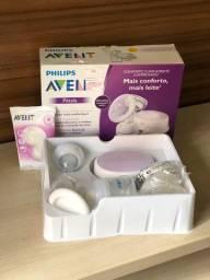 Bomba elétrica extratora de leite materno - Philips Avent