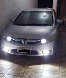 Honda Civic LXL 2010/2011 Automatico COMPLETO+couro