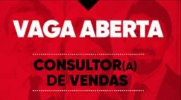 TEMOS VAGAS para CONSULTOR (A) DE VENDAS