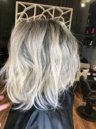 Vaga de auxiliar de cabeleireiro