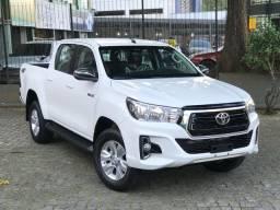 Toyota hilux sr 2.8 diesel 2020/2020 0 km ( troco em carro de maior ou menor valor )