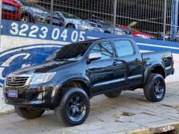 Toyota Hilux Srv 4x4 Automática 2013 Legalizada Alta Placa i