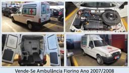 Fiorino Ambulância
