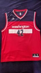Camisa NBA Adidas Washington Wizards - Nenê - G