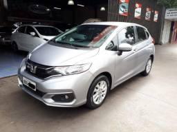 Honda Fit LX 1.5 CVT 2018 automático único dono