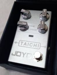 Pedal Joyo Taichi Overdrive estilo Dumble não Boss Mooer LINE6 Fender