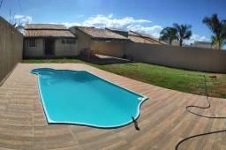 Casa 3 quartos suite JD Ipes com piscina