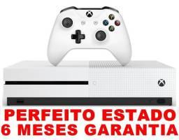 Xbox One S 500gb, 6 meses de garantia, AceitamosTroca, Loja física 16 anos de mercado