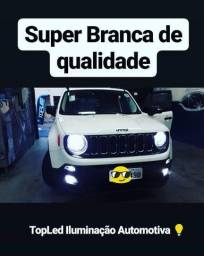 Super branca Jeep Renegade