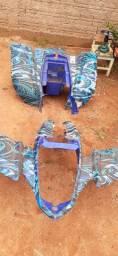 Carenagem original  quadriciclo Yamaha
