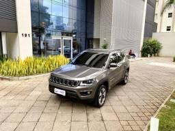 Jeep Compass Longitude 2.0 4x4 Die. 16V Aut