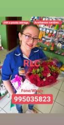 Buquê de rosas naturais RLC 24h