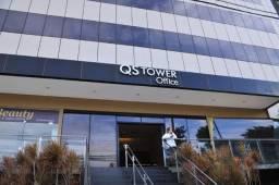 Sala Comercial - QS Tower Office, Jardim Goiás