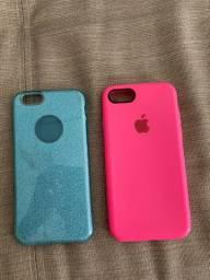 Vendo capa iphone 6 e 7