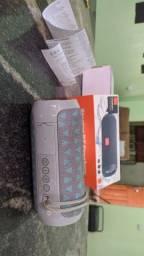 Caixa JBL BT speakers