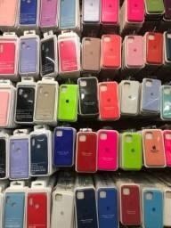 Capa iPhone todos os modelos 40,00 a vista