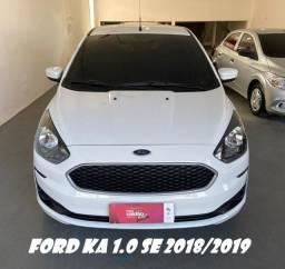 Ford Ka Se 2019, financiamos até 60x