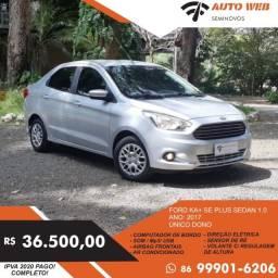 Ford Ka SE Plus Super Conservado! Único Dono