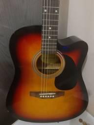 Vendo violão Suzuki elétrico