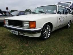 Caravan 1981 4cc alcool