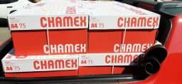 PAPEL A4 Chamex!!!! Caixa Com 10 resmas
