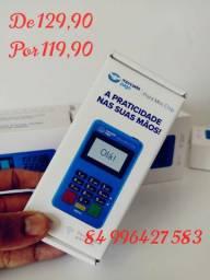 Maquineta Mercado pago sem celular
